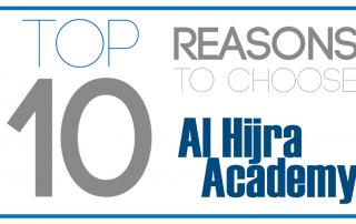 Top Ten Reasons to Choose AlHijra