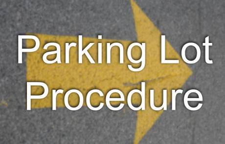 Pick-up & Drop-off Procedures
