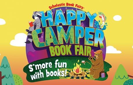 Happy Camper Book Fair 2017
